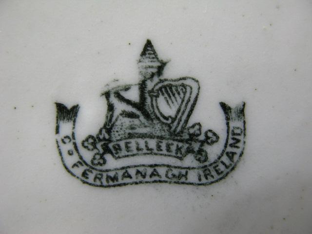 Stoneware Plate's 2nd Period Mark !!