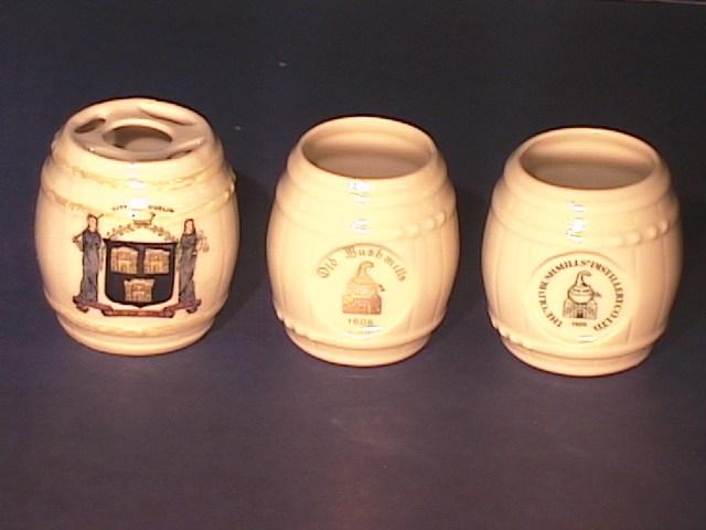 Old Bushmills Whiskey Barrels !!