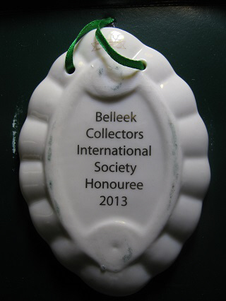 2013 Honouree Madellion Mark !!