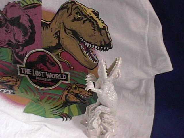 A Dragon (Tyrannosaurus) Spill !!