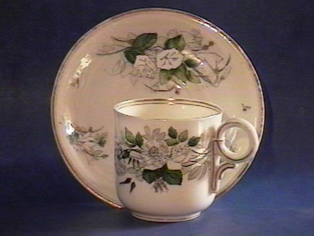 Limoges Tea Cup and Saucer !!