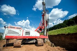 BIG Drilling Rig !!