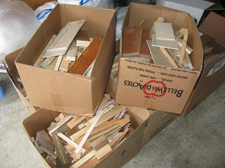 Miscellaneous Bits of Wood !!