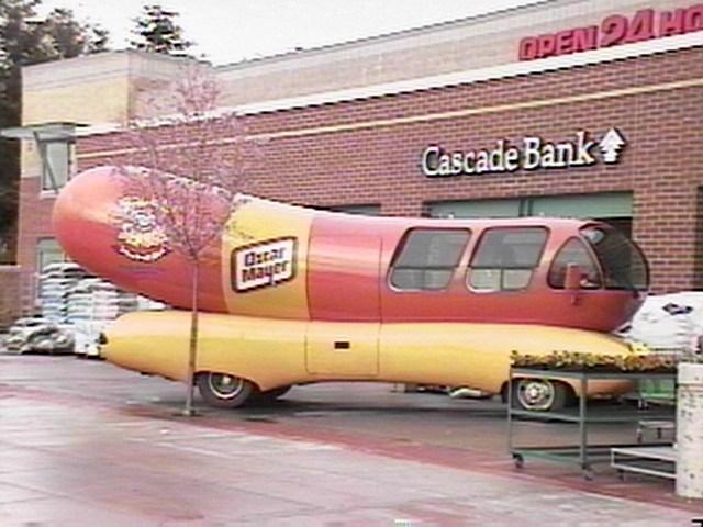 Oscar Mayer Wiener Mobile !!
