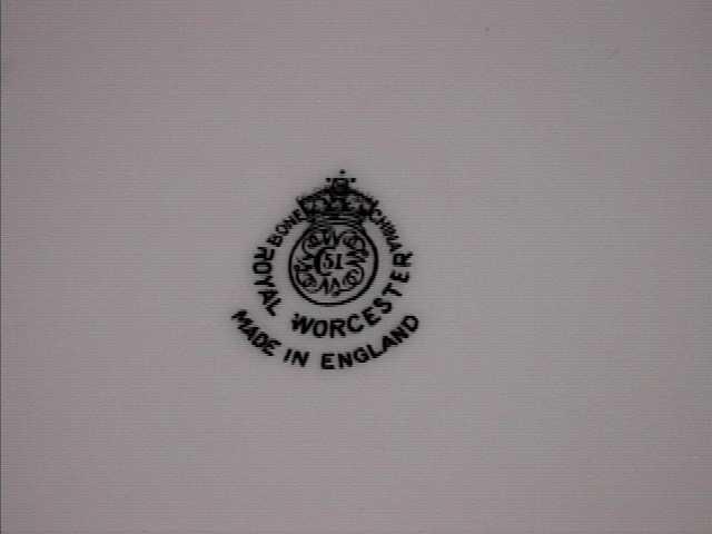 Royal Worcester Mark !!