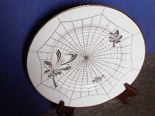 Royal Worcester Spider Web !!