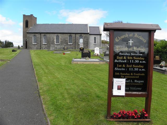 Belleek, Church of Ireland !!
