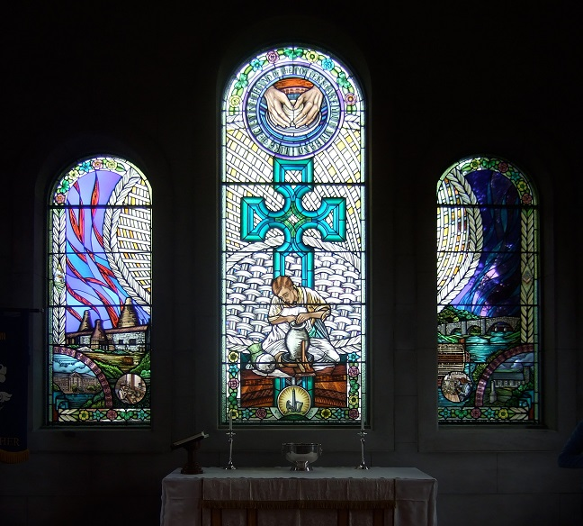 Church of Ireland Stained Glass Windows !!