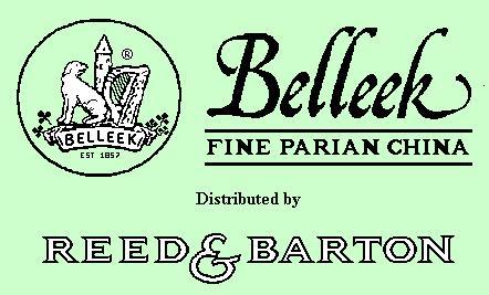 Belleek Millennium Suggested Retail Price List !!